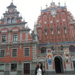 House of the Blackheads, Riga, Latvia
