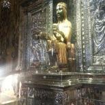 Black Madonna, Montserrat, Barcelona