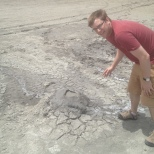 Mud Volcanoes, Azerbaijan