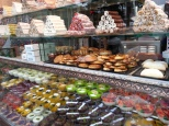 Sweets in Barcelona