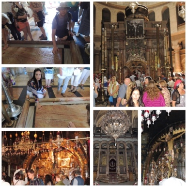 Church of the Holy Sepulchre and the Grotto