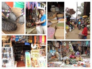 Masai Market and Central Market