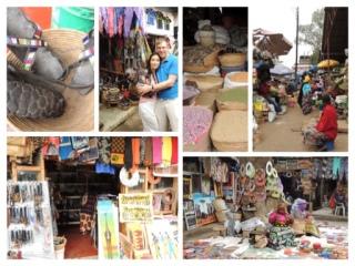 Masai Market and Central Market