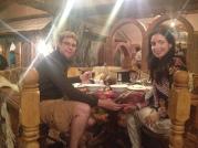 Azerbaijan-village themed restaurant