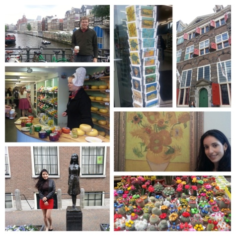 Van Gogh Museum, Rembrandt's House, Cheese Shops, Floating Flower Market