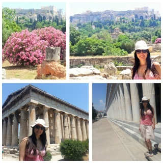 Agora (Agora museum and Temple of Hephaestus)