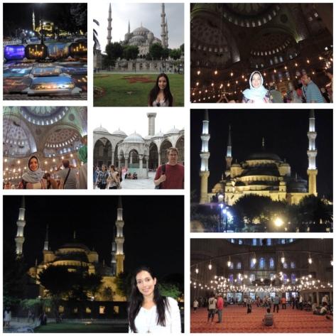 Blue Mosque Sultanamet Mosque)