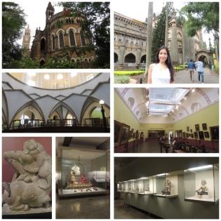 High Court and the Chhatrapati Shivaji Maharaja Vastu Sangrahalaya Museum