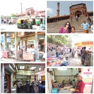 Mama Masjid Mosque and Karim's Restaurant
