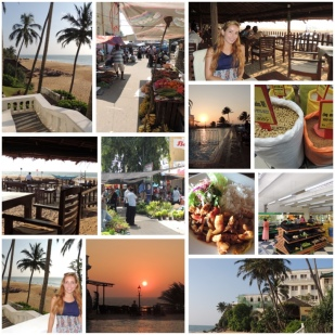 Sunday Market and Mount Lavinia Hotel