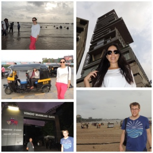 Mukesh Ambani's House of Reliance Industries, Wankhede Cricket Stadium and Juhu Beach