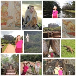 Sigiriya (Lion Rock)