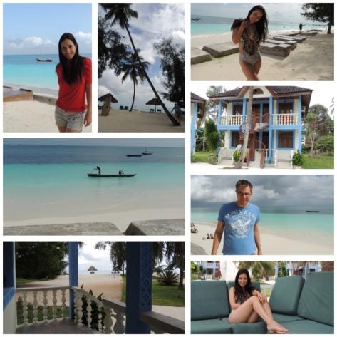 Smiles Beach Hotel and beach
