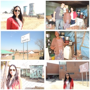 Soweto, Hector Pieterson museum and the Colourful Towers