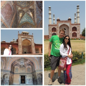 Tomb of the Third Moghul Emperor, Akbar the Great